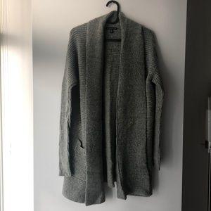 AEO Shawl Collar Cardigan Sweater